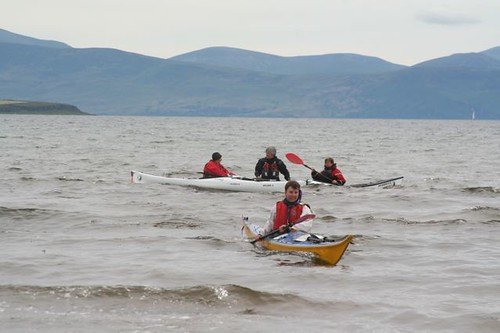 Scottish Womens Sea Kayaking Festival 9