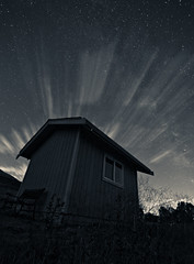 Heavenly Shed (mikeSF_) Tags: county costa mike clouds way stars photography pentax duo shed sigma storage bolinas astrophotography brentwood milky 1020 antioch contra k5 toning oria ogps ogps1 astrotracer