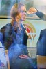 Nicole Kidman visits NBC's 'Today Show' to promote her new film 'Nine' New York City, USA
