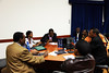 Group work session at the NP meeting on Land and Water Management in Ethiopia