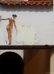 Big Ben (BE'N 59. Street photographer) Tags: streetart lyon france bigben nudit nude