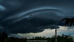 before storm ... (http://www.grazynabudzenphotography.co.uk/) Tags: storm rain apocalypse landscapeseascape landscape sescape poland skyscape sky grazynaphotography