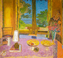 Pierre Bonnard - The Dining Room over the Graden, 1934 (Guggenheim Museum New York) at Pierre Bonnard: Painting Arcadia Exhibit Legion of Honor Museum of Fine Arts San Francisco CA (mbell1975) Tags: sanfrancisco california unitedstates us pierre bonnard the dining room over graden 1934 guggenheim museum new york painting arcadia exhibit legion honor fine arts san francisco ca museo muse musee muzeum museu musum mze finearts gallery gallerie beauxarts beaux french impression impressionist impressionism