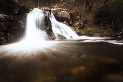 Waterfall II (Alex Bravo - alejandrobravophoto.wordpress.com) Tags: landscape waterfall paisaje alexbravophoto alexbravo spain espaa canon40d eos40d tokina1224 water rio agua longexposure ngc naturaleza nature
