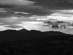 Strathearn Sunset (ShinyPhotoScotland) Tags: 58mm affection appreciation art beautiful beyond blackandwhite calm calmstill camera cloudappreciation clouds contentment contrasts culture digikam dynamic elegance emotion equipment f20 faultline flora geology goldenhour helios highlandboundaryfault highlandlowland highlands horizon idyll landscape lens light lightanddark lines meaningemptiness moment monochrome mountains nature nearfar olympuspenf perthshire photography places pure raw rawconversion rawtherapee relax rockstone scotland shapeandform shapely simple sky skyearth still strathearn timelessness toned trees uplifting vista zen
