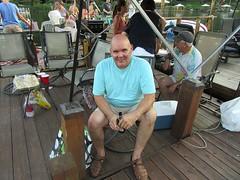 Todd at Lake Thoreau Boat Party (procktheboat) Tags: lakethoreau boatparty boatbash restonvirginia restonva