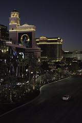 Vegas Blvd (Indokiwi) Tags: usa vegas nevada trip city night oneshot