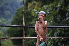 (Zakir_Hossain) Tags:     bangladesh tribal bandarban kids nature rain raindrop portrait people photography chittagong childhood hilltracts lifestyle