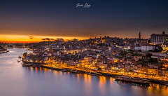 Sunset in Oporto (joao.diasfilipe) Tags: canon 5diii canon 5d mark iii filter lee nd grad sunset joao dias photography landscape 1635 porto portugal seascape