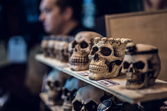 The international tattoo convention Amnville 2016 (liryc30) Tags: tattoo tatouage international convention amnville 2016 france french steampunk couleur color people skull squelette crane skullhead