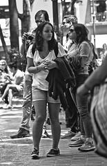 Coyoacan 331 (L Urquiza) Tags: street girl candid portrait coyoacan mexico city ciudad cdmx