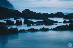 Cold (jdelrivero) Tags: mar playa sunset arena material atardecer elementos lugares olas roca barrika espaa sea beach elements places puestadesol rock spain elexalde euskadi es