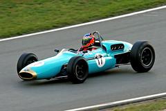 17_Brabham_31aug14Zvoort02 (Heron81) Tags: zandvoort harc hgp f1 17 circuitparkzandvoort historischeautorenclub historischeformule1 historischef1 historicformula1 historicf1 hgpca hgpca6165 brabham bt11 brabhambt11 johnfairley
