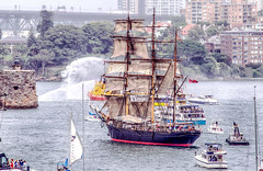 Tall Ships (Howie44) Tags: tallships sydneyharbour sydney australia sailing historic