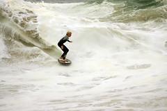 DSC00638 (palmtreeman) Tags: ocean sea beach water surf waves surfing wedge skimming