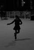 Ice skating (_NicoDem_) Tags: nyc bw newyork canon eos rebel bigapple xsi rockfellerplaza 450d