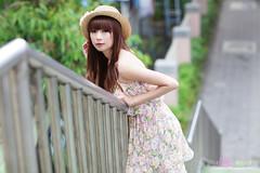 IMG_7172 (mabury696) Tags: portrait cute beautiful asian md model lovely  2470l          asianbeauty   85l 1dx  5d2 5dmk2