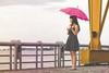 umbrella project love ♥ #8 (Natália Viana) Tags: cute love hearts polkadots itsme natáliaviana renanviana umbrellaprojectlove guardachuvadoamor