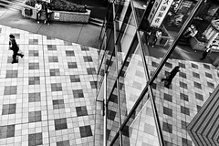 mirrored (Oxygen_JP) Tags: city urban reflection japanese mirror sigma foveon dp1