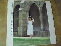 原裝絕版 1982年  7月 河合奈保子  NAOKO KAWAI 黑膠唱片 LP 原價 2800yen 中古品 7
