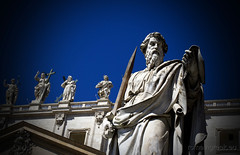 """Basilica di San Pietro • <a style=""""font-size:0.8em;"""" href=""""http://www.flickr.com/photos/89679026@N00/7184075296/"""" target=""""_blank"""">View on Flickr</a>"""