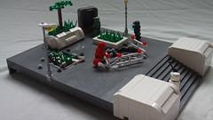 Lego Halo Reach: New Alexandria (Danny.B08) Tags: new 2 3 alexandria star 1 cool lego sweet sale lol space awesome halo future guns wars reach trade mombasa spartan moc brickarms