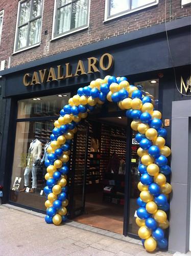 Ballonboog 8m Cavallaro Rotterdam
