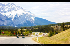 Rocky Mountains - Banff 2 ( SUMAYAH  ) Tags: ca mountains canon landscape photography eos rocky alberta banff 550d sumayah