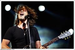 SOUNDGARDEN / Chris Cornell (Ronan THENADEY) Tags: paris rock metal canon concert guitar live grunge singer gibson guitarist soundgarden chanteur chriscornell zénith ronanthenadey 5dmarkii