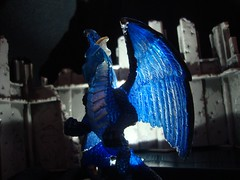 Noble Dragon (ridureyu1) Tags: toy toys actionfigure miniature dragon rpg translucent roleplayinggame dreamscape noble payback valor bluedragon wizardsofthecoast wotc toyphotography nobledragon dreamblade sonycybershotdscw220 translucentdragon