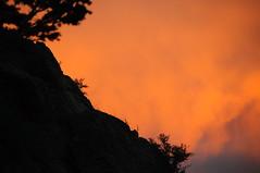 Sunrise at Mt. Olympus