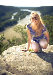 Megan D'Alesandro 6.3.2012 (kevingrallphotography) Tags: portrait people 35mm nikon f14 potomac harpersferry potomacriver d700 35mmf14g