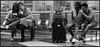 Bianco&Nera (emilype) Tags: voyeur stazionecentrale people panchine coppie couple cutout centrale bnvitadistrada bn blancoynegro blackwhitephotos attimi nonluoghi sfidephotoamatori img09971