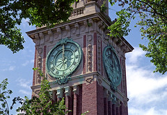 Carrie Tower (Chen Yiming) Tags: ri tower college clocktower providence rhodeisland brownuniversity collegehill carrietower