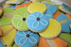 Cross Cookies (irresistibledesserts) Tags: boy cookies cross baptism christening