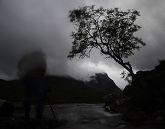 CAPTURING GLENCOE? (explore) (kenny barker) Tags: longexposure motion blur nature lumix scotland glencoe panasoniclumixgf1 kennybarker