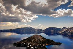 "Crater Lake Oregon USA (""சிலம்பொலி"" Arun) Tags: trip travel summer vacation usa lake nature water mystery oregon nationalpark nikon best crater discovery arun awesomeshot d90 oldmanofthelake artofnature nikond90 brillianteyejewel awesomescenery brilliantphotography fabulousflicks elitephotgraphy artofimages flickrmasterpieces capturethefinest veryimportantphotos"