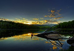 Sunset in Otter Creek (sherbypictures) Tags: sunset acadia national park otter creek maine usa canon t3i 600d tokina 1116 vincent fortin