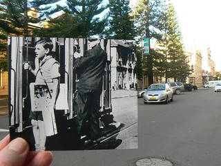 HunterStreet Tram_1940s