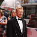 Kevin McKidd on the red carpet for the European premiere of Brave at the Festival Theatre