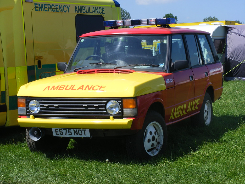 The world 39 s best photos of ambulance and med flickr hive for Garage land rover nancy