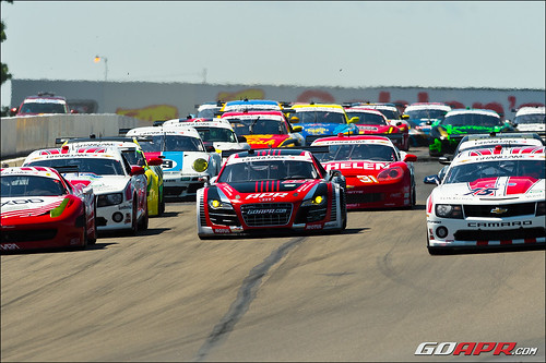 APR Motorsport - 6 hours of Watkins Glen - 2012