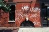 (Into Space!) Tags: street city nyc newyorkcity urban newyork graffiti photo mas tag mint tags su graff bombing roda such throw serf kaze lae throwie bks intospace zaone intospaces