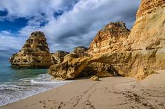 Praia da Marinha (_Rjc9666_) Tags: nikon d5100 cliff rock falesias algarve portugal tokina 1224dxii ilobsterit 208 7 ©ruijorge9666 praiadamarinha