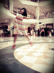 Full of Joy :-D (Trig::Photographie) Tags: jump joy disney merida brave leapphototoaster