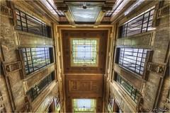 Milano Centrale ceiling 2012-06-25 160227 (AnZanov) Tags: station nikon photographer andrea milano sigma railway wideangle ceiling stazione hdr hdri centrale zanovello anzanov