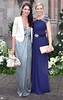 Ruth Griffin and Sarah McGovern The wedding of model Aoife Cogan and rugby star Gordon D'Arcy, held at St. Macartan's Cathedral Monaghan, Ireland