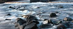 Broken scar (jimsumo999) Tags: canon river eos rebel durham darlington xsi tees brokenscar 450d jimsumo999
