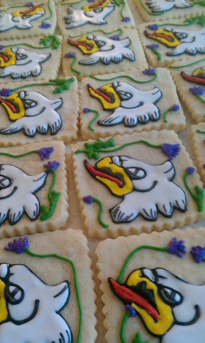Grandfather mtn game cookies
