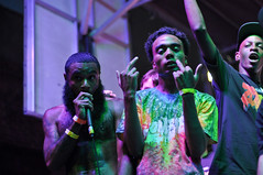 Flatbush Zombies (eatsdirt) Tags: brooklyn concert gig livemusic williamsburg hiphop rap thewell firstshow imposemagazine july2012 flatbushzombies sglued1373969